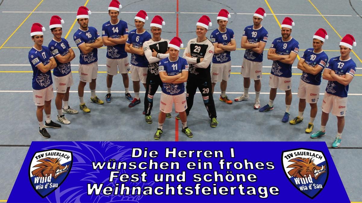 Handball Sauerlach
